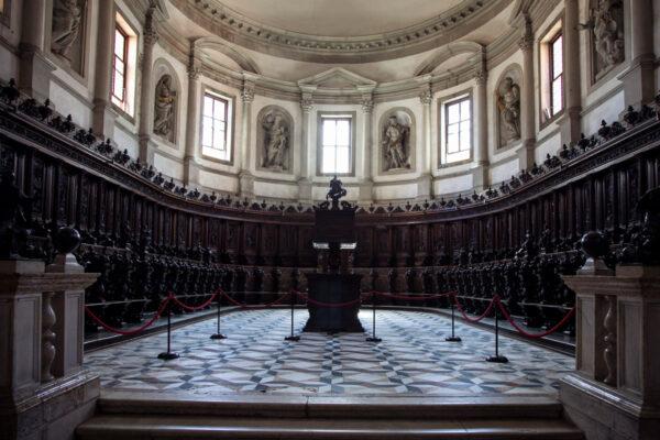 Coro ligneo della basilica di San Giorgio Maggiore