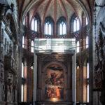 Dipinto della Assunta di Tiziano - Basilica dei Frari Venezia