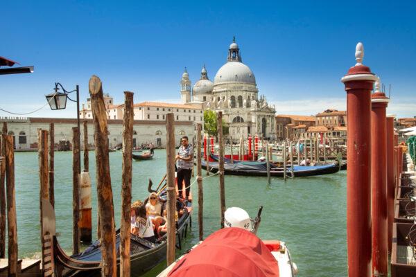 Dorsoduro vista da San Marco