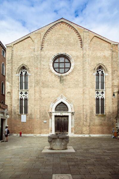 Ex chiesa di San Gregorio - Sestiere Dorsoduro