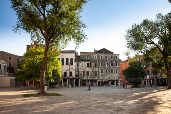 Ghetto ebraico di Venezia