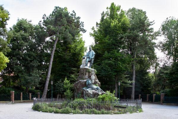 Giardini di Garibaldi - Spazio verde nel sestiere Castello di Venezia