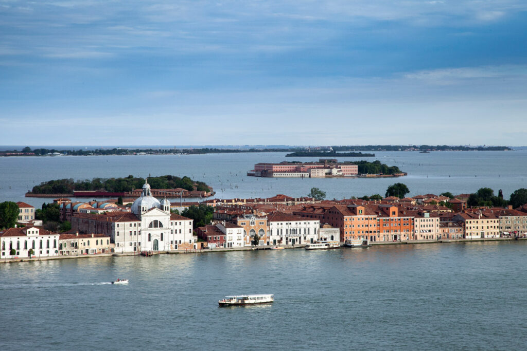 Isola della Giudecca a Venezia