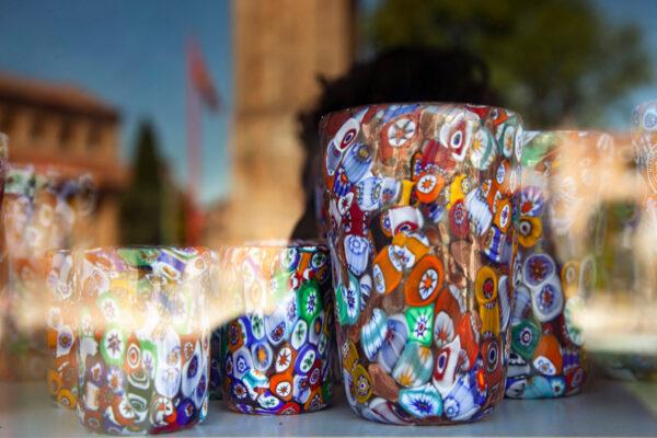 Lavorazioni in vetro a Murano