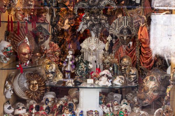 Maschere di Carnevale Venezia