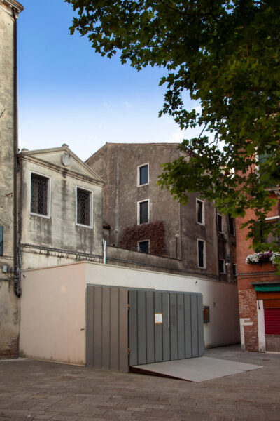 Museo ebraico nel Ghetto Nuovo di Venezia