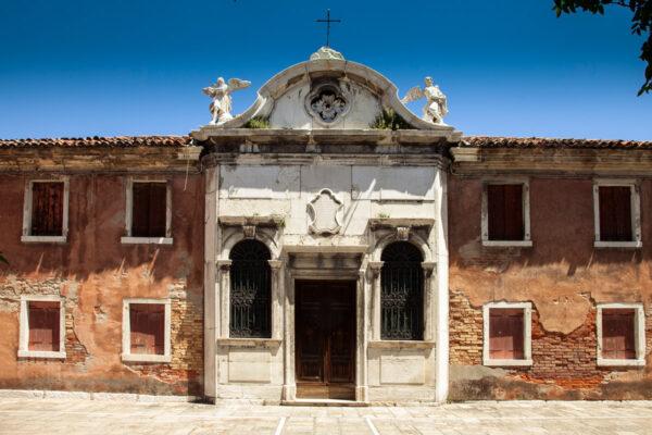 Oratorio Ex Ospizio Briati - isola di Murano