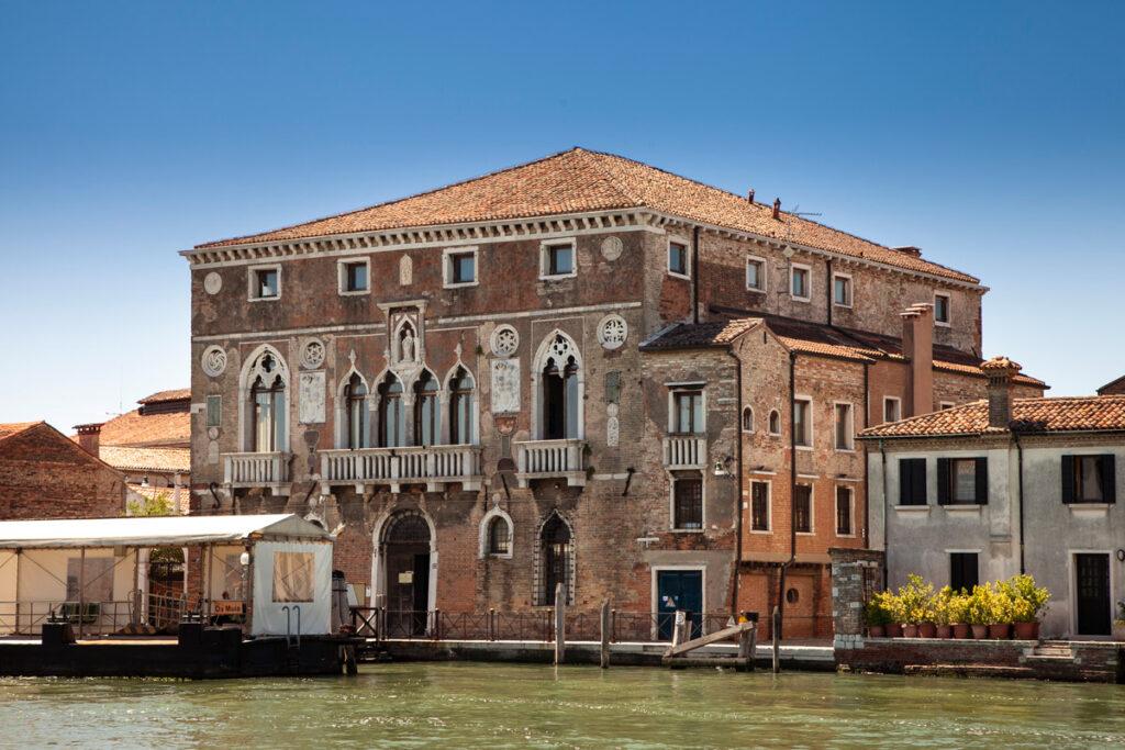 Palazzo da Mula a Murano