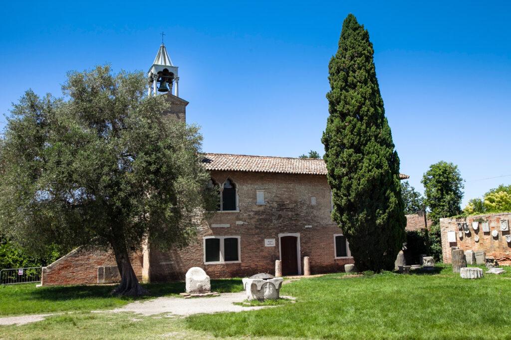 Palazzo del Consiglio di Torcello - Museo di Torcello