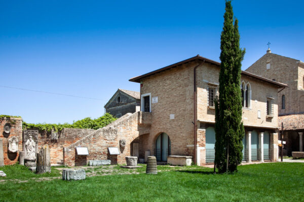 Palazzo dell'Archivio di Torcello - Museo di Torcello