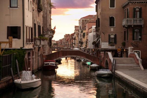 Passeggiata tra i sestieri di Venezia