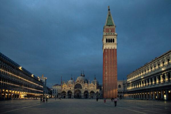 Piazza San Marco e Basilica di Venezia