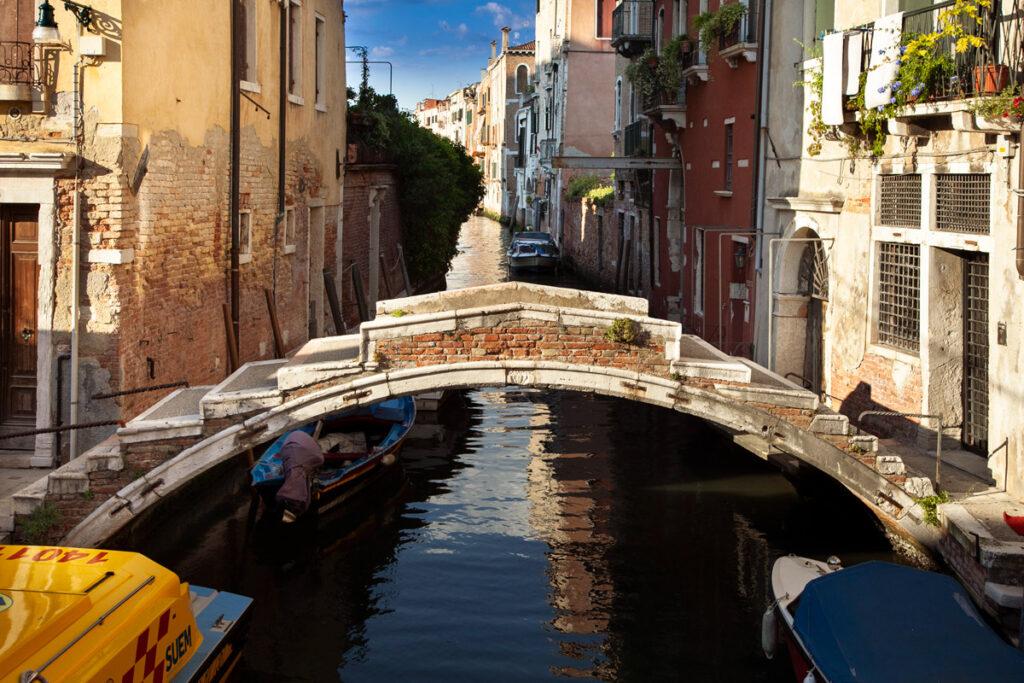 Ponte del Chiodo - Ponte senza balaustre a Venezia - Cosa vedere a Cannaregio