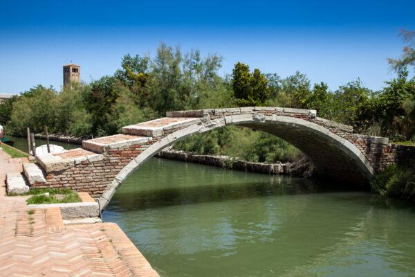 Ponte del diavolo di Torcello