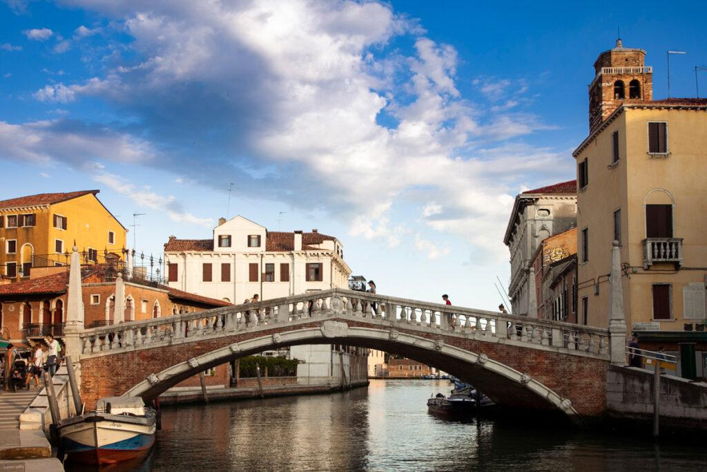 Ponte delle Guglie di Venezia