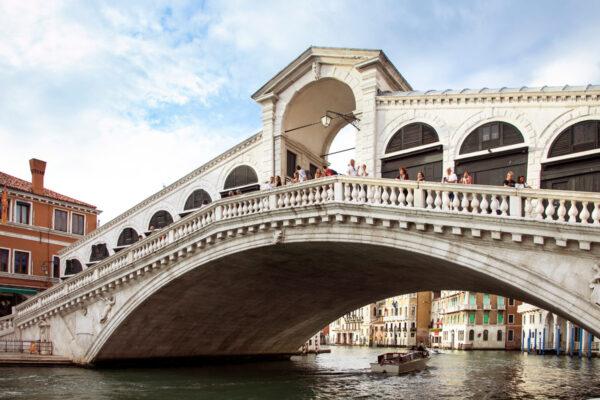Ponte di Rialto - Cosa vedere nel Sestiere San Polo