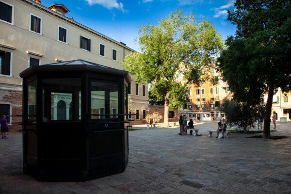 Quartiere ebraico di Venezia - Sestiere Cannaregio