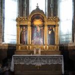 Trittico dei Frari di Giovanni Bellini - Pala altare basilica dei Frari