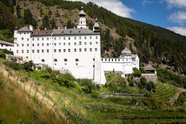 Abbazia di Monte Maria in Alto Adige - Val Venosta