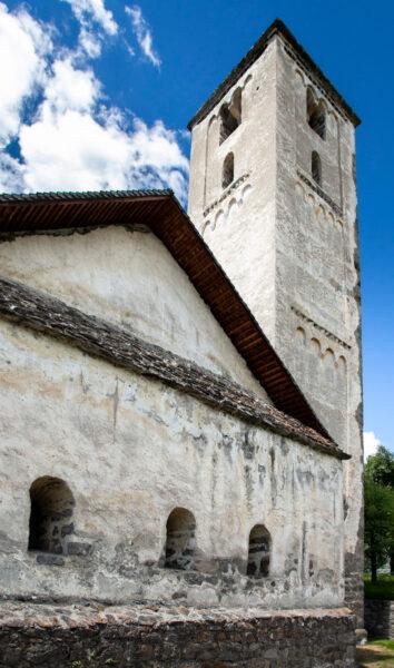 Campanile e chiesetta di San Benedetto