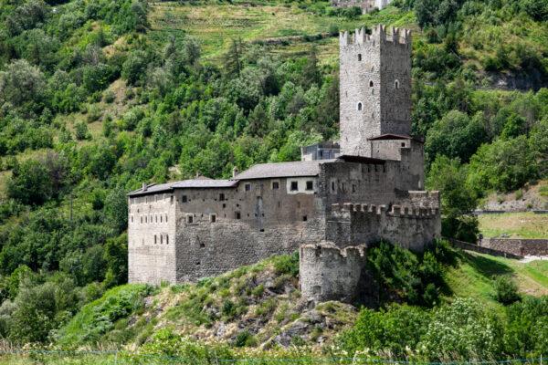 Castello del Principe di Burgusio - Malles