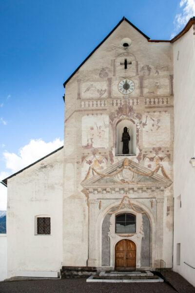 Chiesa di Nostra Signora - Abbazia di Monte Maria