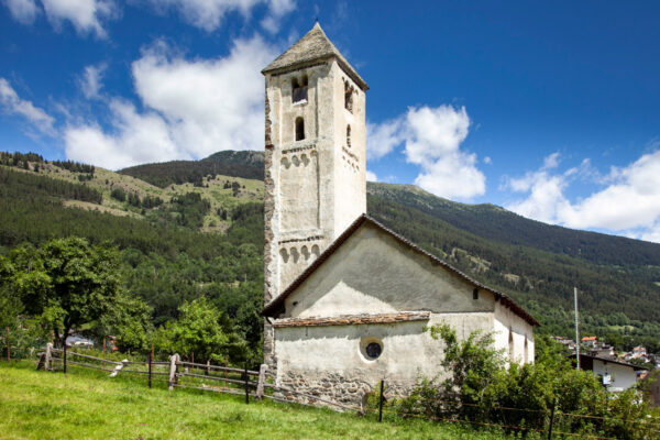 Chiesa di San Benedetto - Cosa vedere a Malles Venosta