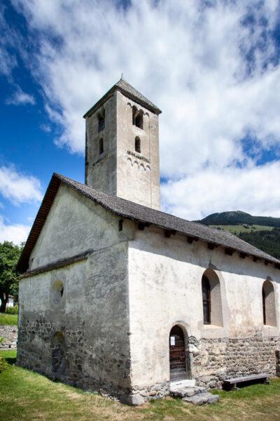 Chiesa di San Benedetto - Malles Venosta - VIII secolo