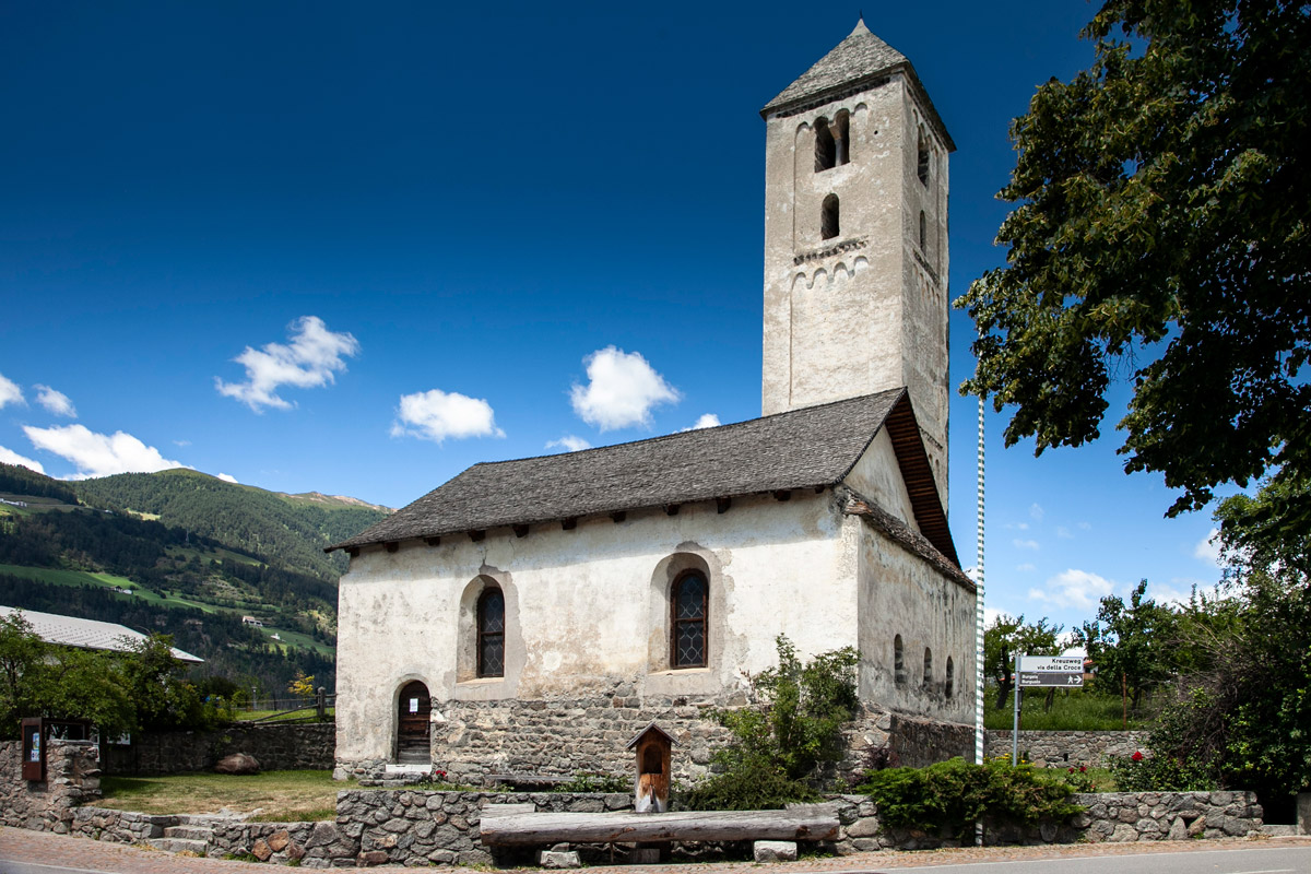 Chiesa di San Benedetto - Simbolo di Malles Venosta