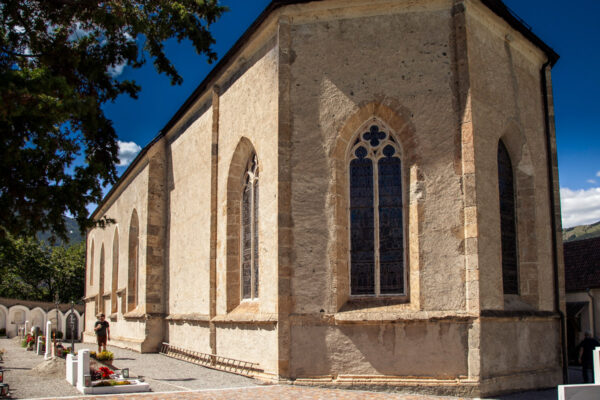 Chiesa di San Pancrazio - esterni