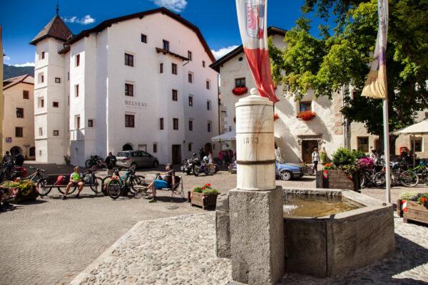 Fontana di piazza della Città