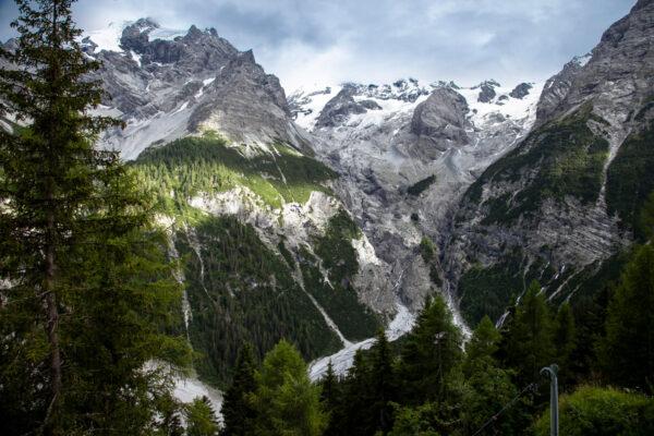 Montagne del Parco Nazionale dello Stelvio