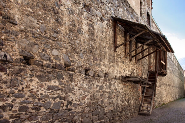 Mura medievali di Glorenza