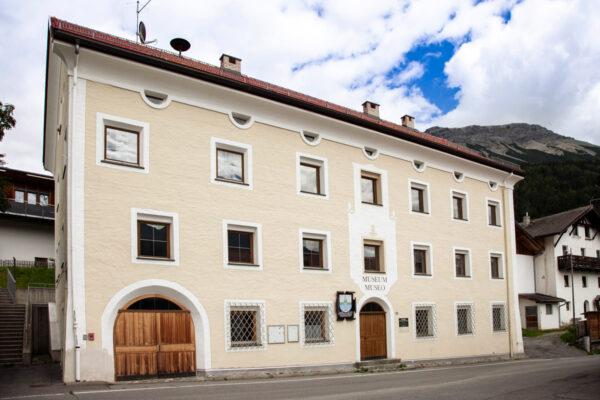 Museo dell Alta Val Venosta a Curon Venosta