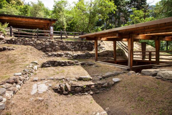 Resti archeologici di Ganglegg - Sito preistorico della Val Venosta
