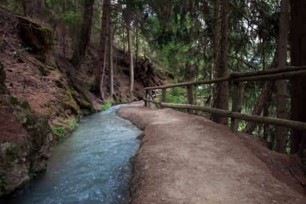 Roggia di Berkwaal - Trekking delle rogge in Val Venosta