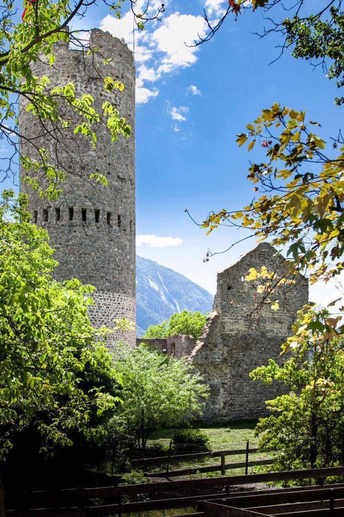 Torre circolare di Malles Venosta
