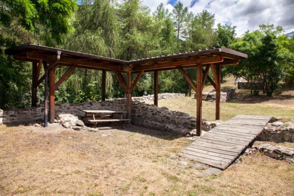 Visita al sito archeologico di Ganglegg in Val Venosta - Sluderno