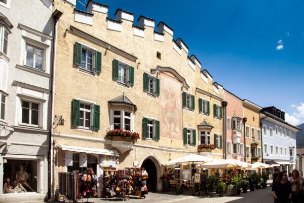Albergo al Giglio d'Oro - Palazzo con Grande Affresco a Vipiteno