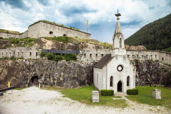 Cappella del Forte di Fortezza e forte medio