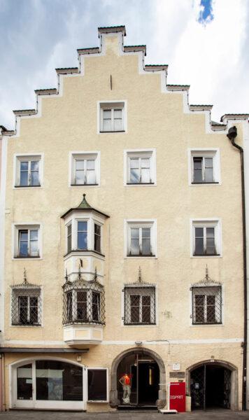 Casa Geizkofler o dei Principi - Città Nuova di Vipiteno