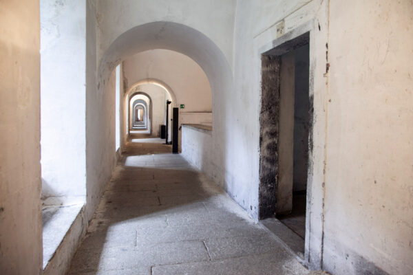 Casematte - Corridoio interno