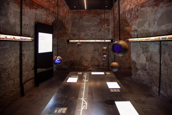Casematte del Forte di Fortezza con mostra permanente sulla Galleria di Base del Brennero