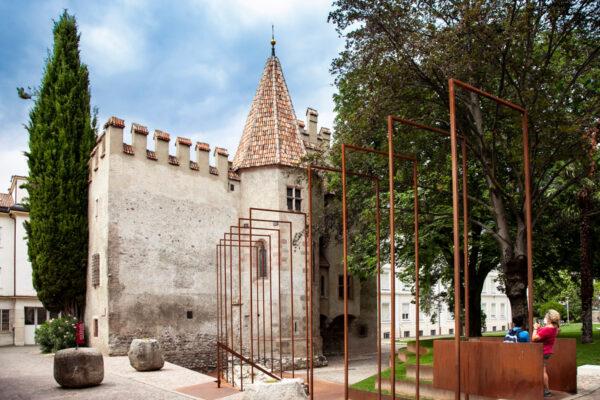 Castello Principesco di Merano e la sua torretta