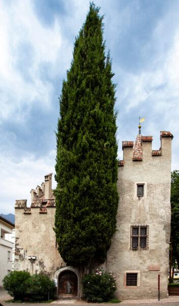 Castello Principesco di Merano in pieno centro storico