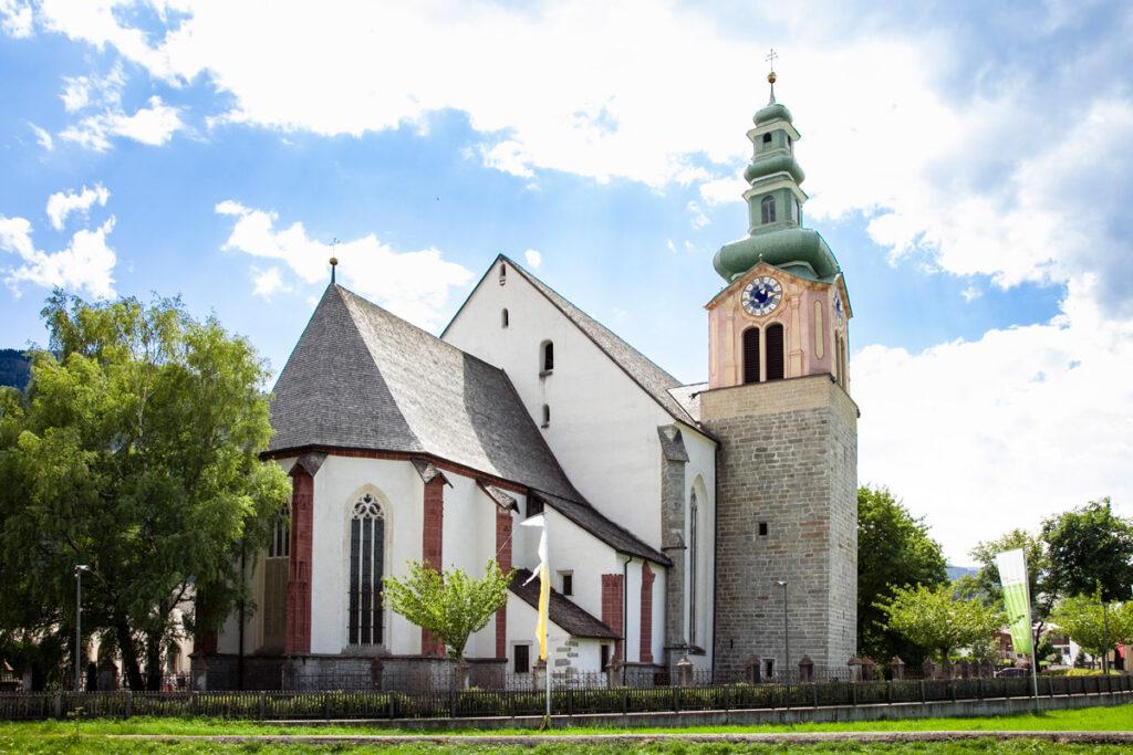 Chiesa di Nostra Signora della Palude di Vipiteno