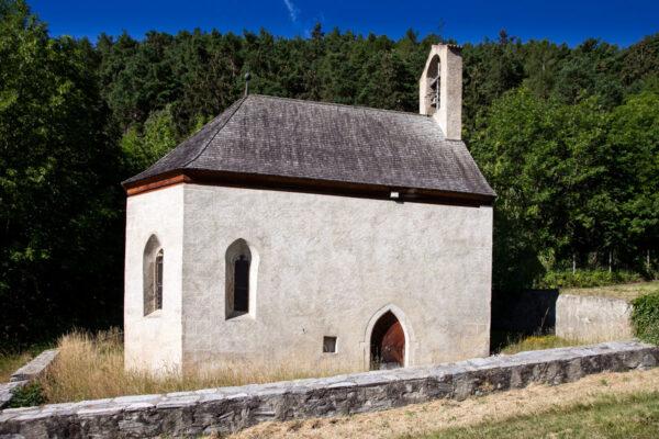Chiesa di San Giacomo a Söles