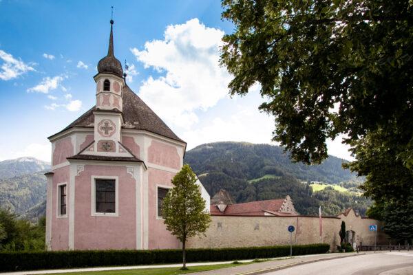 Chiesa di Santa Elisabetta a pianta ottagonale