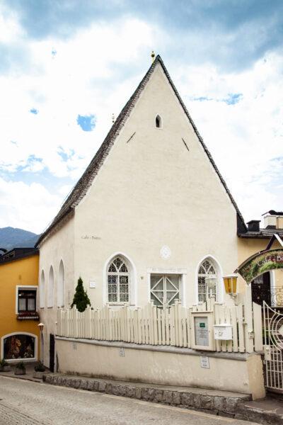 Facciata della Cappella di San Giovanni a Vipiteno