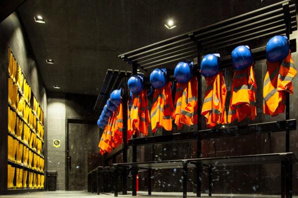 Galleria di Base del Brennero - Mostra permanente nel Forte di Fortezza